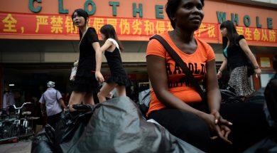 CHINA-HONG KONG-AFRICA-ECONOMY-TRADE