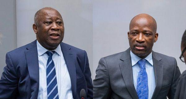 CPI : La représentante des victimes craint une fuite de Laurent Gbagbo et Blé Goudé